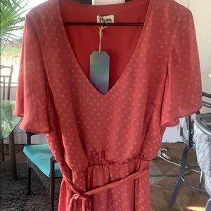 Show Me Your Mumu Anastasia Silk Dress